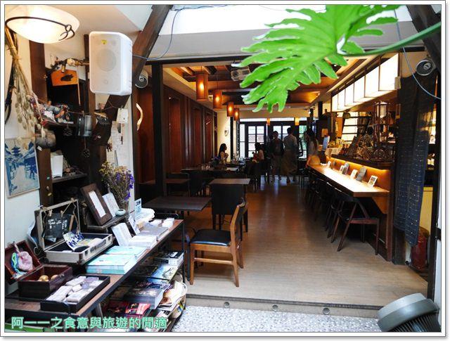 中山二條通.綠島小夜曲.台北車站美食.下午茶.老宅.咖啡館.帕尼尼image013