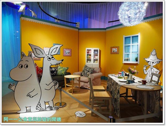 嚕嚕米精靈特展moomin芬蘭國立臺灣科學教育館動畫小不點image014