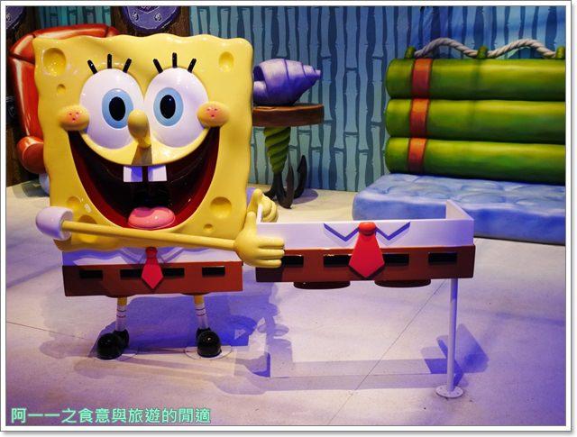 捷運中正紀念堂景點櫻花海綿寶寶暢遊比奇堡特展image025