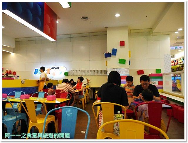樂高積木主題餐廳中和環球lego親子甜點披薩image008