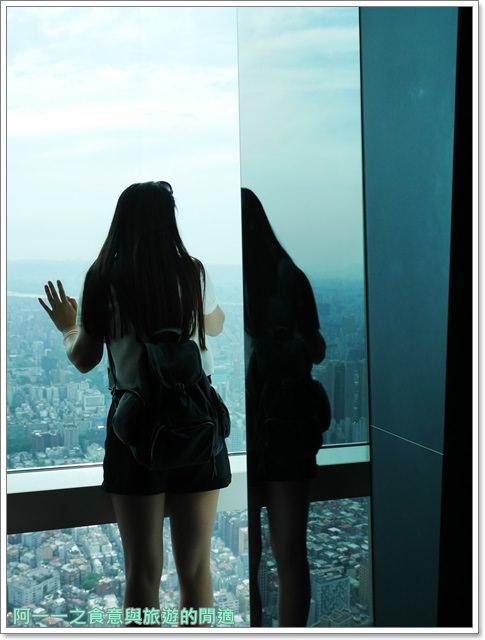 捷運台北101景點89樓觀景台阻尼器摩天大樓image039