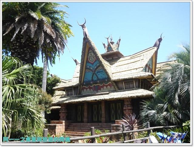 東京迪士尼樂園美食午餐秀煙燻火雞腿波里尼西亞草壇餐廳image012