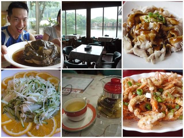 台南柳營 南元花園休閒農場 特色餐點~阿一一台南高雄小吃之旅