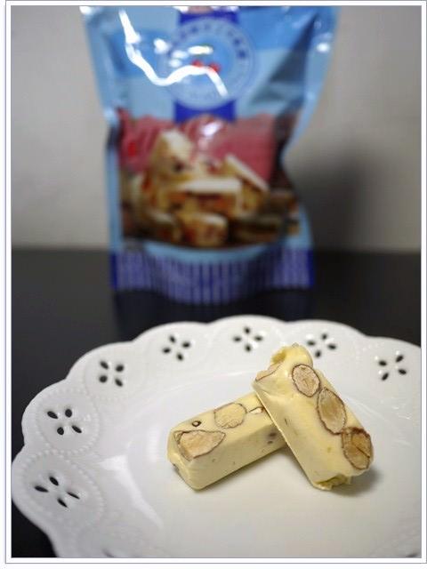 [試吃]櫻桃爺爺烘焙屋 牛軋糖~柔軟濃郁的奶香