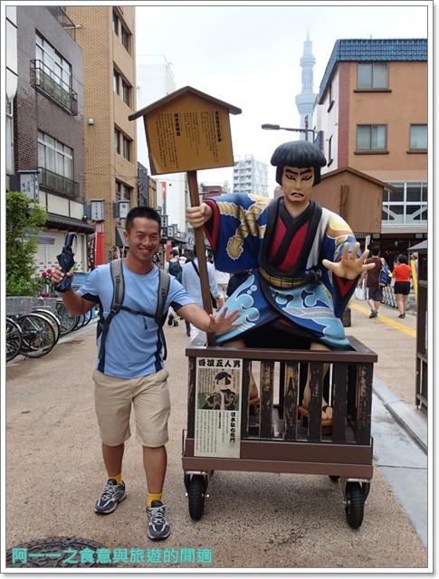 日本東京自助旅遊淺草雷門仲見世街image051