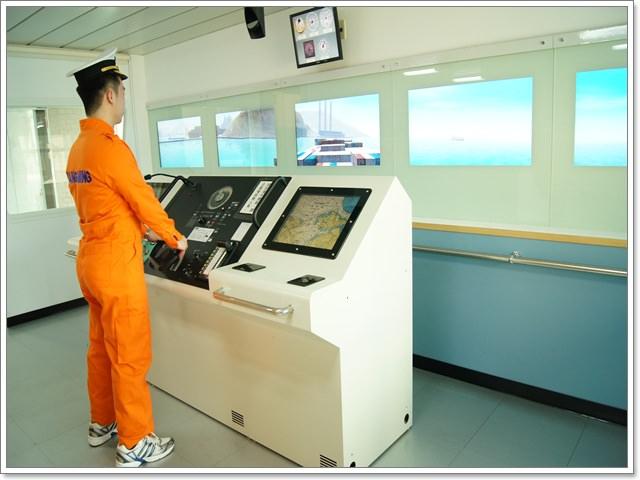基隆 陽明海洋文化藝術館(上)~讓你一圓船長的美夢