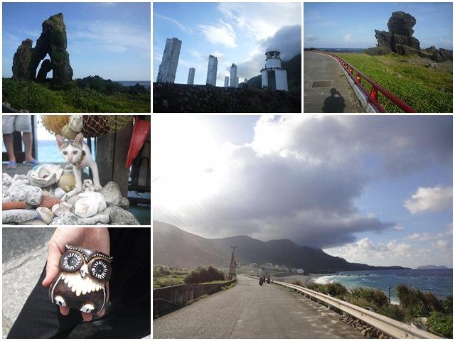 台東蘭嶼 五孔洞&玉女岩 環島趴趴走~阿一一海寶蘭嶼潛水之旅