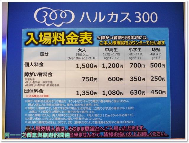 大阪景點.阿倍野展望台.harukas300.夜景.夕陽.天王寺image012