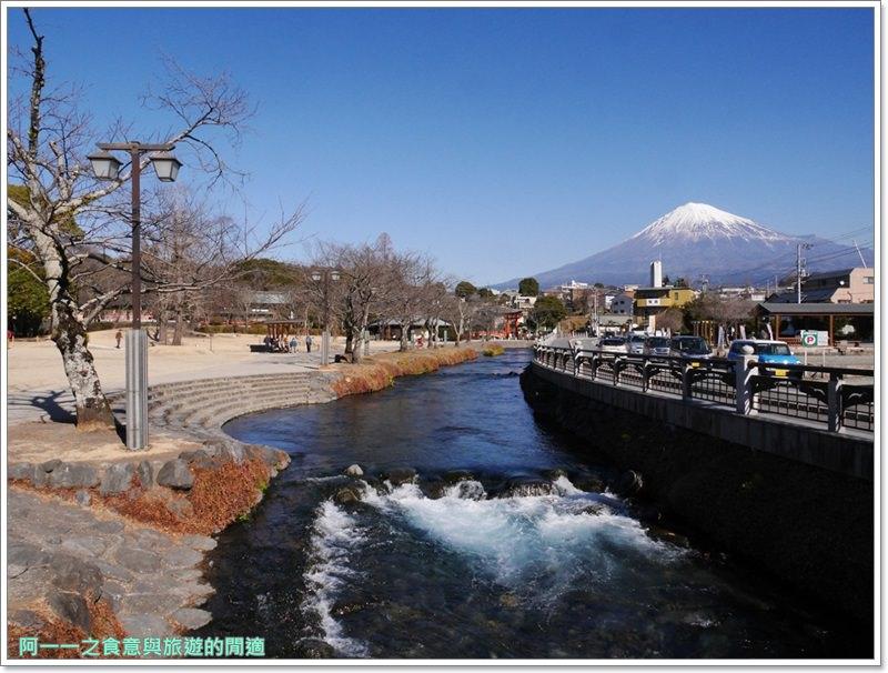 靜岡旅遊景點.富士山本宮淺間大社.湧玉池.長屋門.image032