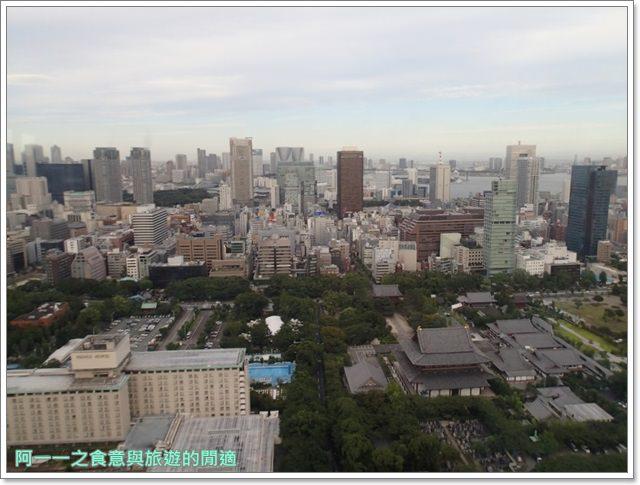 日本東京旅遊東京鐵塔芝公園夕陽tokyo towerimage020