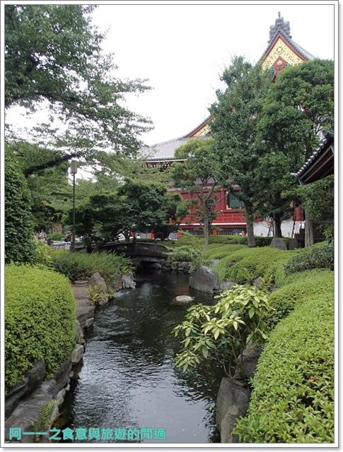日本東京自助旅遊淺草雷門仲見世街image063