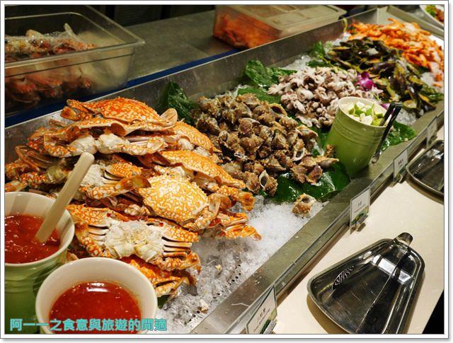 台北車站美食凱撒大飯店checkers自助餐廳吃到飽螃蟹馬卡龍image022