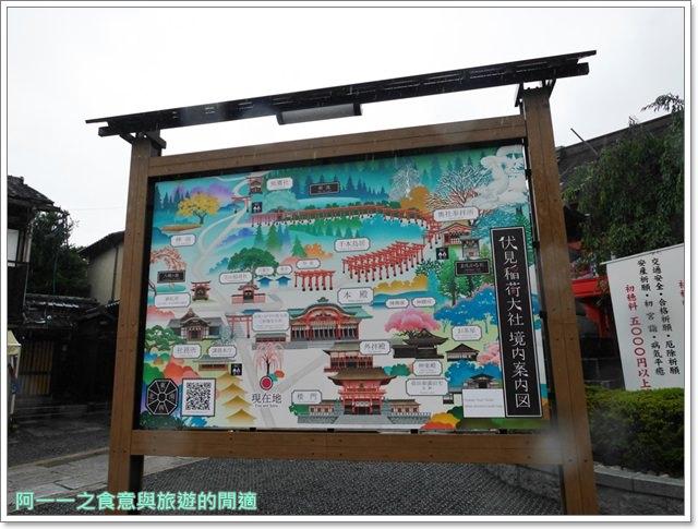 伏見稻荷大社.京都神社.千本鳥居.日本關西自助旅遊image013