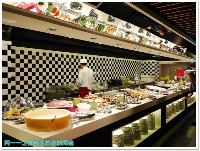 台北車站美食凱撒大飯店checkers自助餐廳吃到飽螃蟹馬卡龍image012