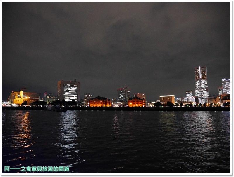 橫濱港夜景.veltra.東京旅遊.觀光船.日劇.浪漫image025