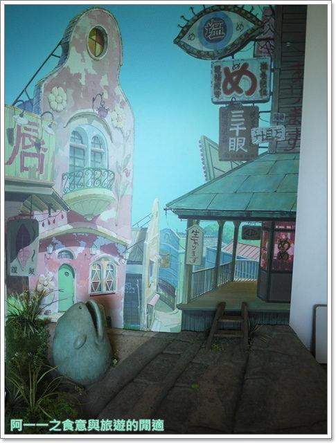 日本江戶東京建築園吉卜力立體建造物展自助image023