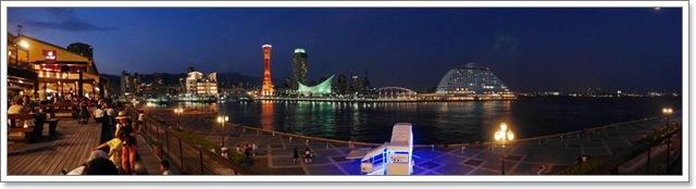 神戶港.MOSAIC馬賽克廣場.夜景.交通.ua.景點image037