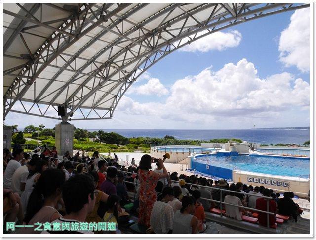 沖繩美麗海水族館.海洋博紀念公園.海豚秀.親子旅遊image084