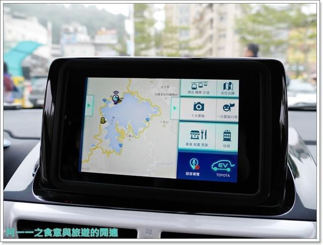 日月潭南投旅遊景點低碳鐵馬電動車電動船雲品下午茶image067