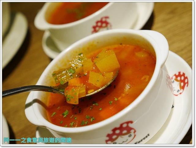 台北車站美食蘑菇森林義大利麵坊大份量聚餐焗烤燉飯image024