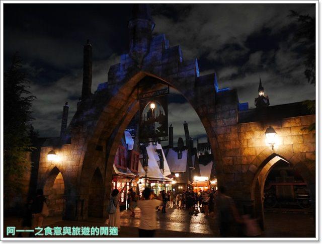哈利波特魔法世界USJ日本環球影城禁忌之旅整理卷攻略image069
