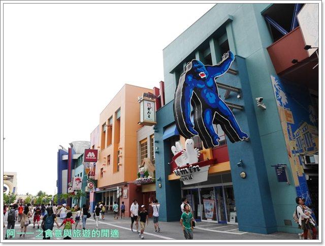 大阪日本環球影城USJ小小兵樂園惡靈古堡航海王關西自助image005
