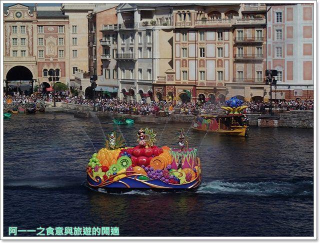 東京迪士尼海洋 Tokyo DisneySea 阿一一image068