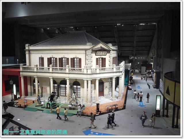 日本東京自助景點江戶東京博物館兩國image015