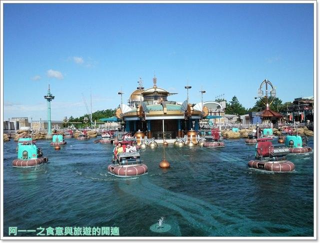 東京迪士尼海洋 Tokyo DisneySea 阿一一image026