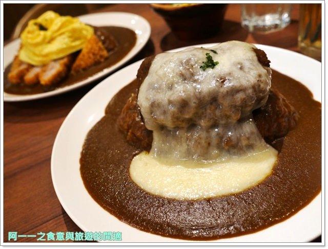 台北車站美食.京站.Izumi-Curry.咖哩.大阪.巨無霸.漢堡排image015