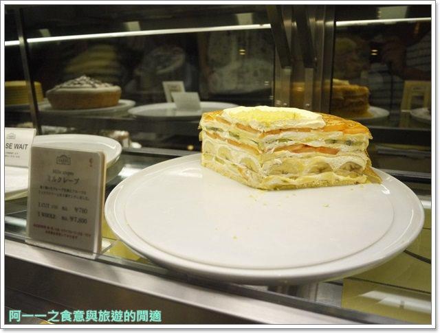 一蘭拉麵harbs日本東京自助旅遊美食水果千層蛋糕六本木image025