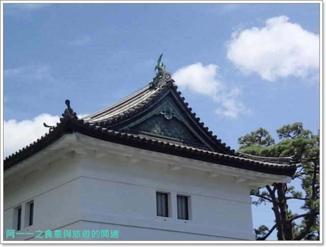 日本東京旅遊自助皇居外苑二重橋櫻田門和田倉噴水公園image013