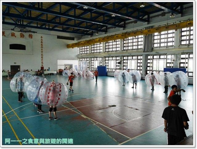 瘋狂泡泡足球台灣.台北泰北高中.BubbleBall.窩客島image021