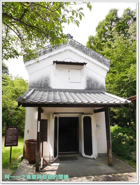 大阪親子景點.日本民家集落博物館.服步綠地.古蹟.老屋image030