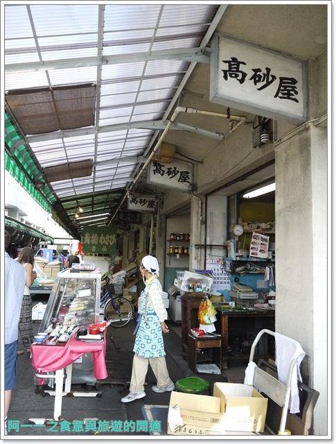 東京築地市場美食松露玉子燒海鮮丼海膽甜蝦黑瀨三郎鮮魚店image016