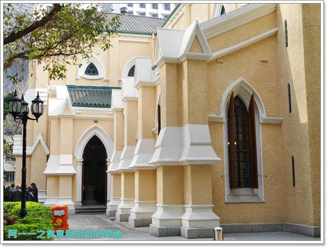 香港旅遊太平山夜景山頂纜車聖約翰座堂凌霄閣摩天台山頂廣場image015