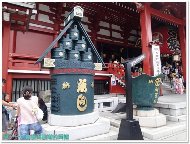 日本東京自助旅遊淺草雷門仲見世街image060