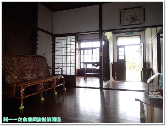 花蓮景點將軍府古蹟日式建築image027
