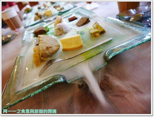 木柵貓空纜車美食下午茶貓茶町鐵觀音霜淇淋夢幻茶菓image046