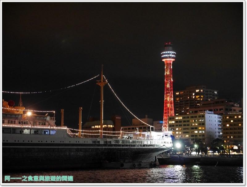 橫濱港夜景.veltra.東京旅遊.觀光船.日劇.浪漫image032