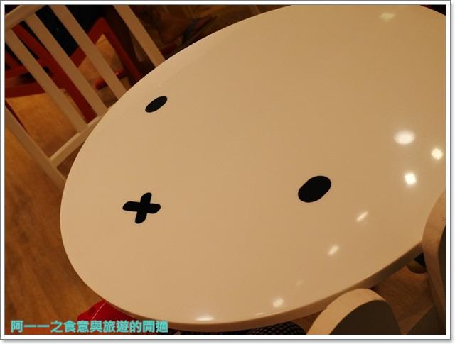 米菲兔咖啡miffy x 2% cafe甜點下午茶中和環球購物中心image009