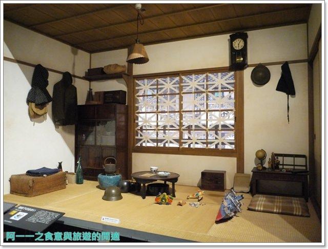 日本東京自助景點江戶東京博物館兩國image083