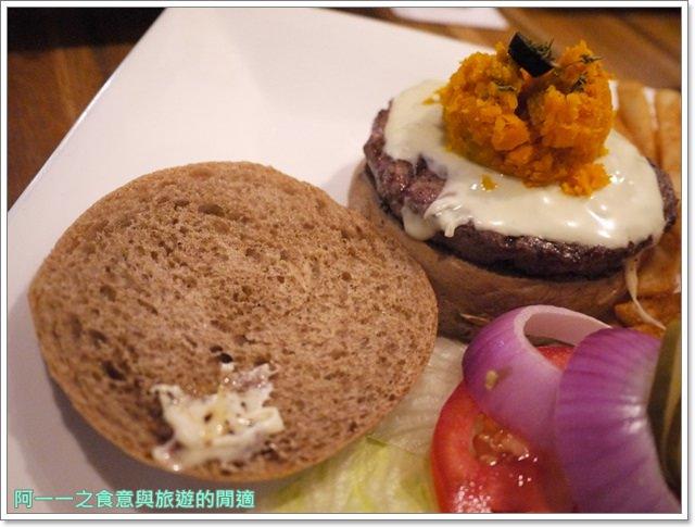 新北新店捷運大坪林站美食漢堡早午餐框框美式餐廳image027