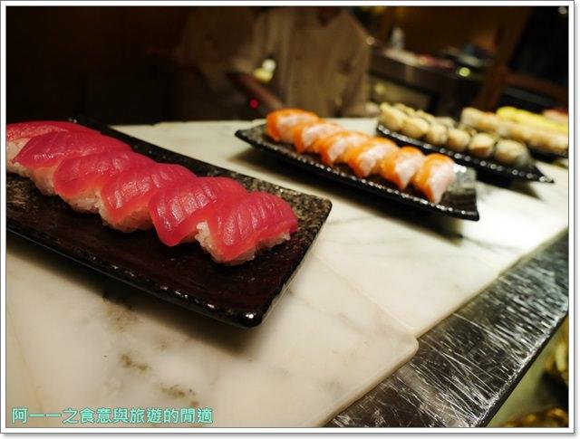 捷運台北101站美食君悅酒店彩日本料理buffet吃到飽image015