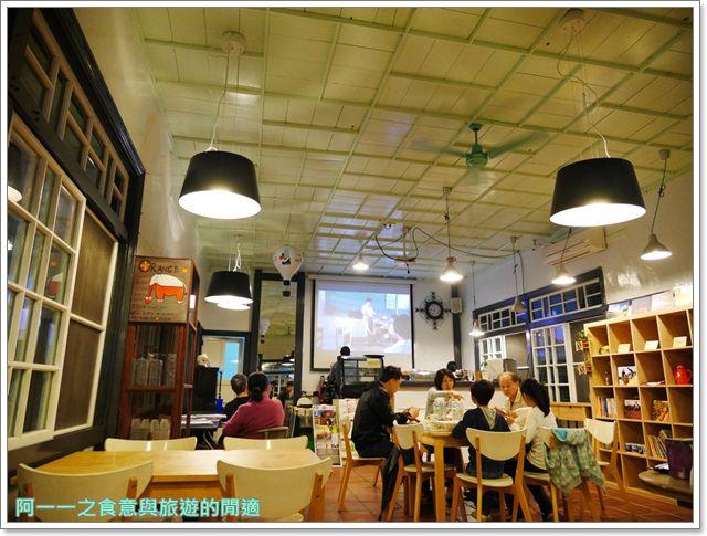 花蓮光復糖廠美食啄木鳥的家披薩義大利麵下午茶甜點image035