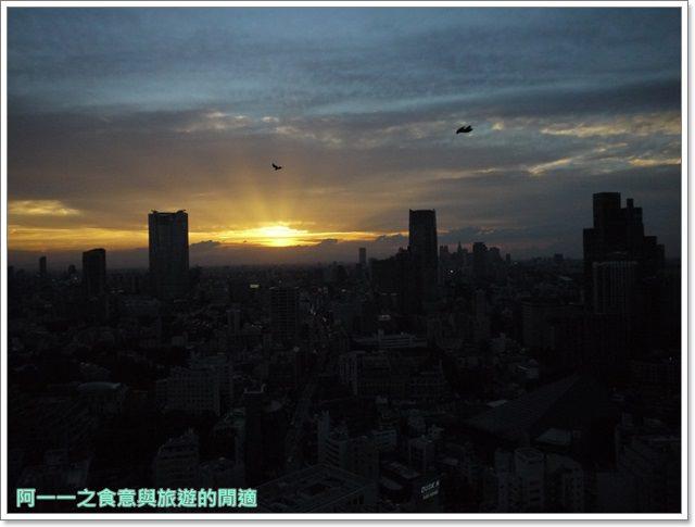 日本東京旅遊東京鐵塔芝公園夕陽tokyo towerimage044