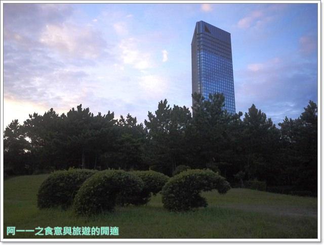 日本千葉景點東京自助旅遊幕張海濱公園富士山image009