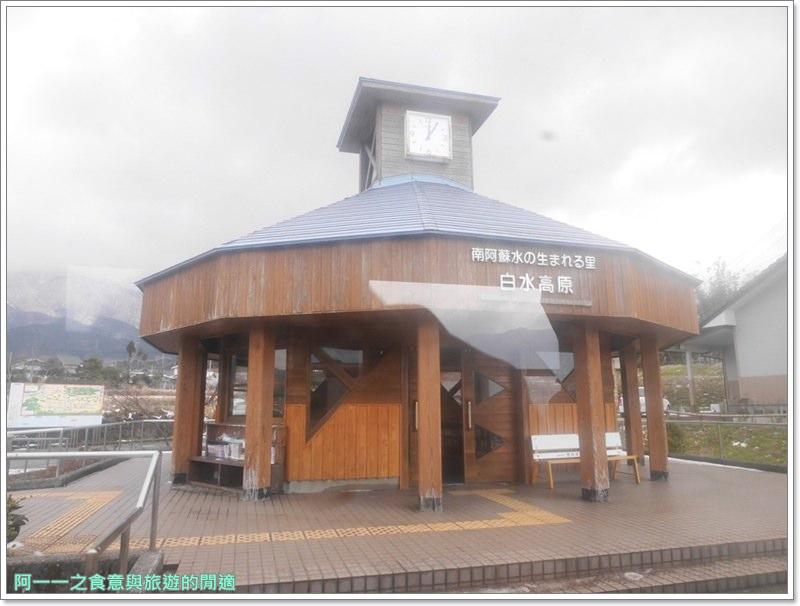 南阿蘇鐵道.阿蘇猿劇場.日本九州旅遊image049