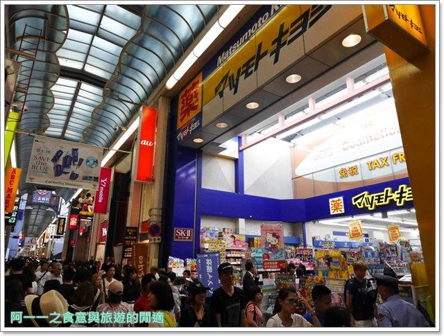 大阪心齋橋美食.世界第二好吃的現烤冰淇淋菠蘿麵包.龍蝦三明治image006