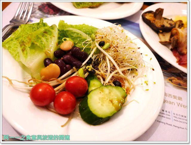 墾丁夏都沙灘酒店.早餐.buffet.地中海宴會廳.中式套餐image051
